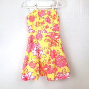 Lilly Pulitzer | Yellow Starfruit Blossom Dress